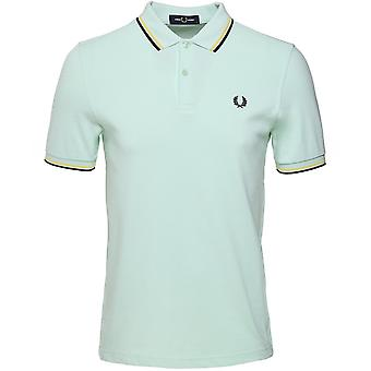 Fred Perry Twin Tippet Polo shirt M3600 D54