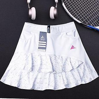 Women's Tennis Sport Skirt And Vest