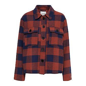 Naisten ruudullinen paita pusero ruudullinen pitkähihainen ruudullinen paita metsurin flanelli ilme