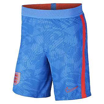 2020-2021 England Borta Vapor Match Shorts (Blå)