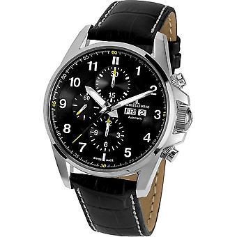 جاك ليمانس - ساعة اليد - رجال - ليفربول فالجو - تلقائي - 1-1750A