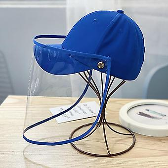 Children Cap With Anti Dust Hats For,, Removable Anti-spitting, Dust,