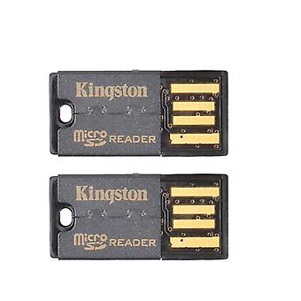 Kingston Original Mini Micro Sd Card Readers / Usb Fcr-mrg2 Cheap Products Sdhc