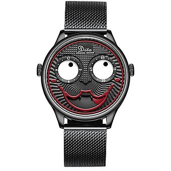Joker Watch, Top Brand Luxury Fashion Personality Alloy Quartz Watches's