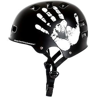 Sport Direct The Hand BMX Helmet Black 55-59cm