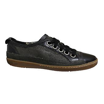 Timberland Earthkeepers Castille Ox schwarz Leder Low Lace Up Womens Schuhe 26630