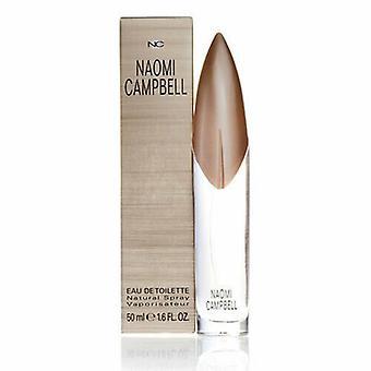 Naomi Campbell Naomi Campbell Eau De Toilette Spray for Women 50 ml