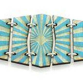 Leben Sunburst Armband