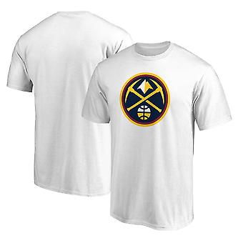 Denver Nuggets Short T-shirt Sports Tops 3DX075