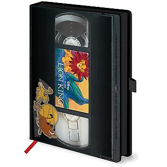 The Lion King Circle Of Life VHS A5 Notebook