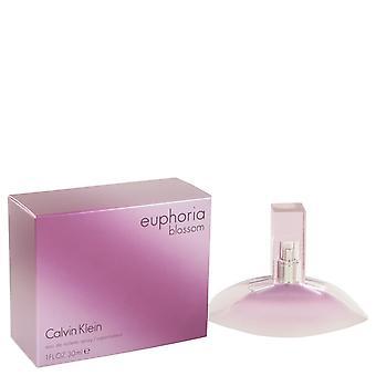 Euphoria Blossom de Calvin Klein Eau De Toilette Spray 1 oz/30 ml (femmes)
