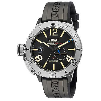 Mens Watch U-Boat 9007A, Automatic, 46mm, 30ATM