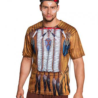 Photorealistic Shirt Indian Men Polyester Bt428501