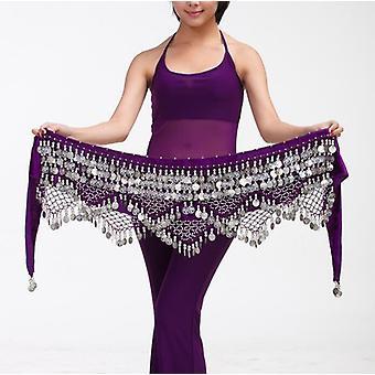 Belly Dance Practice Dancewear Scarf