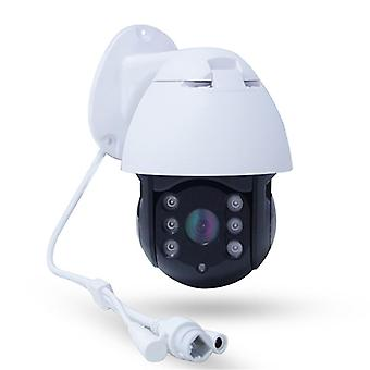 Bakeey Wireless Wifi Day and Night Infrared Night Vision Outdoor Waterproof Two-way Intercom PTZ Con