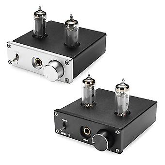 Tube-T2 120mW HIFI Lossless 6K4 Vacuum Tube Desktop Headphone Preamplifier Amplifier
