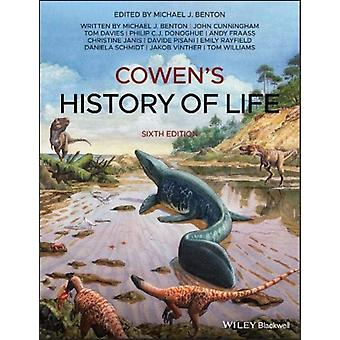 Cowens History of Life by Edited by Michael J Benton
