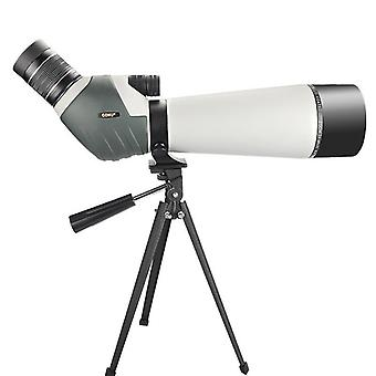 IPRee 20-60x80 Zoom Monocular HD Optic BAK4 Waterproof Bird Watching Spotting Telescope + Tripod Out
