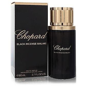 Chopard black incense malaki eau de parfum spray (unisex) by chopard 555248 80 ml