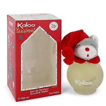 Kaloo Christmas Eau De Senteur Spray By Kaloo 3.4 oz Eau De Senteur Spray