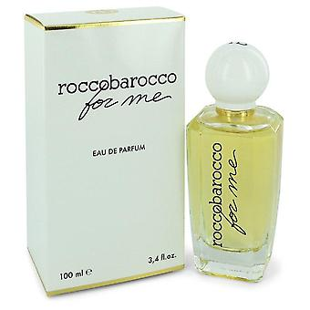 Roccobarocco For Me Eau De Parfum Spray By Roccobarocco 3.4 oz Eau De Parfum Spray
