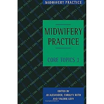 Midwifery Practice: No. 3: Core Topics