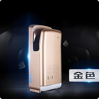 Fully Automatic Hotel High Speed Double Sided Jet Hand Dryer