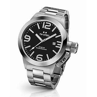 TW Steel CB1 Canteen Bracelet men's watch 45mm
