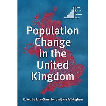 Bevolkingsontwikkeling in het Verenigd Koninkrijk