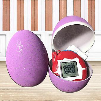 Elektronický virtuálny pets machine E-pet Dinosaur Egg Kultivovať herný stroj Retro