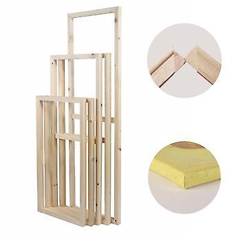 Diy Solid Wood Tenon Frame Kit ( Set 1)