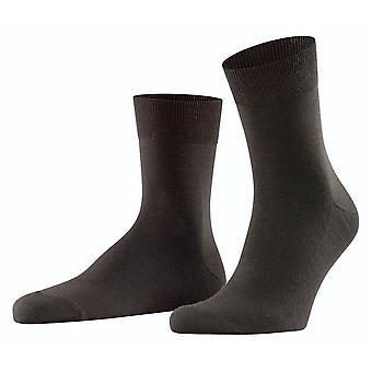 Falke Airport Short Socks - Brown