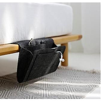 Bedside Storage Organizer Bedside Hanging Pocket For Organizing Magazine Phone