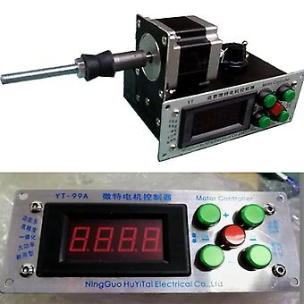220v Yt-99a Precision Digitaalinen ohjaus Automaattinen matala vaihtuva käämityskone