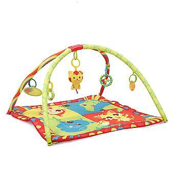 Speel blad 8063 Tiger, activiteitencentrum kruipen deken met het spelen van Bow vanaf de geboorte