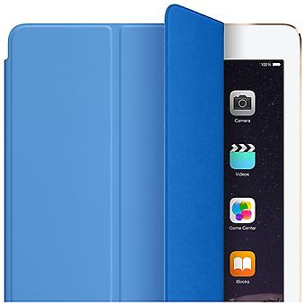 Apple Smart Cover with Soft Microfiber Lining for Apple iPad Air/Air 2 - Blue