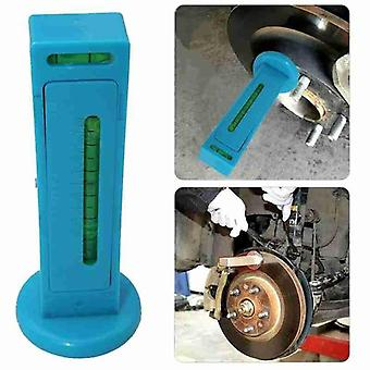 Car Four Wheel Positioning, Magnetic Level Gauge, Castor And Camber Angle