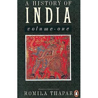 Une histoire de l'Inde par Romila Thapar