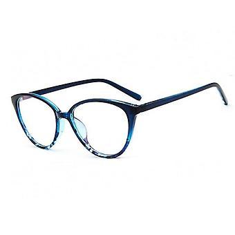Naisten optinen retro silmälasit kehys
