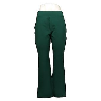 إيمان العالمية شيك المرأة الصغيرة السراويل 360 سليم بونتي التمهيد قص الأخضر 742319336