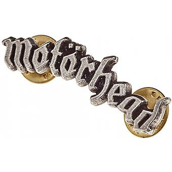 Motorhead Logo Pin