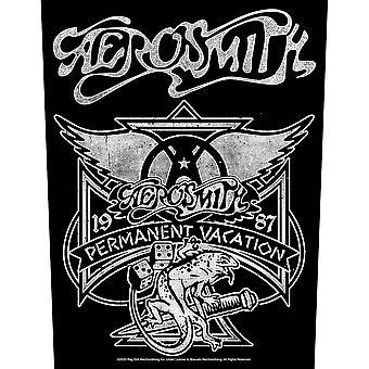 Aerosmith - Patch permanente per le vacanze