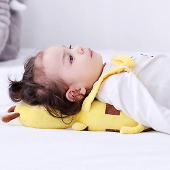 Baby Learning To Walk Anti-fall Bee Pillow And Breathable Head Protection Cushion