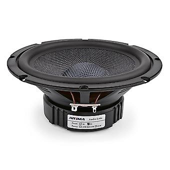 8 Ohm 40w Glass Fiber Woofer Hifi Audio Loudspeaker