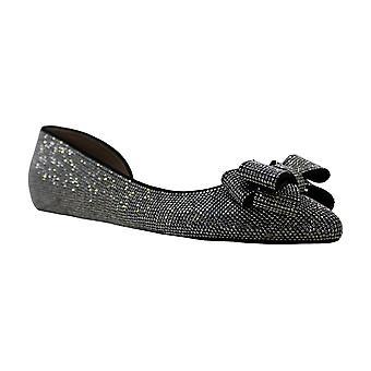 INCインターナショナルコンセプトウーマン&アポスの靴マイヤナファブリックはつま先ローファーを指し示す