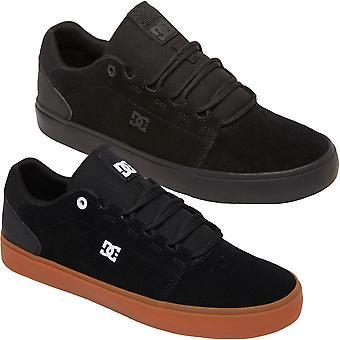 DC Zapatos Para Hombre Hyde Cuero Retro Chunky Zapatillas Deportivas Zapatos