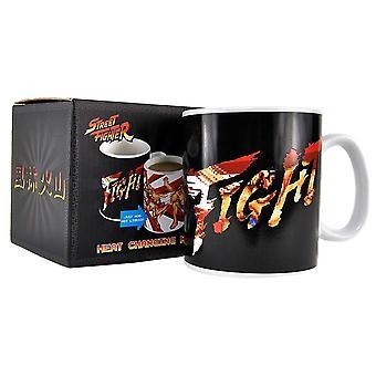 Street Fighter, Heat-Alternating Mug - E. Honda