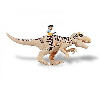 Jm082 Jurský svět Velké dinosauří hračky sestavené puzzle stavební bloky