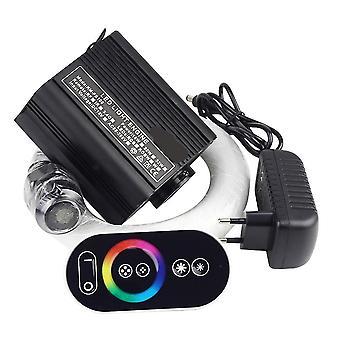 Rgb fibra optica Star Light Ceiling Kit Led Lumini Motor Rf Touch Control