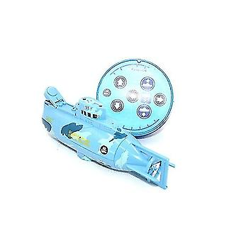 Mini High Powered Electric Rc Submarine Toy